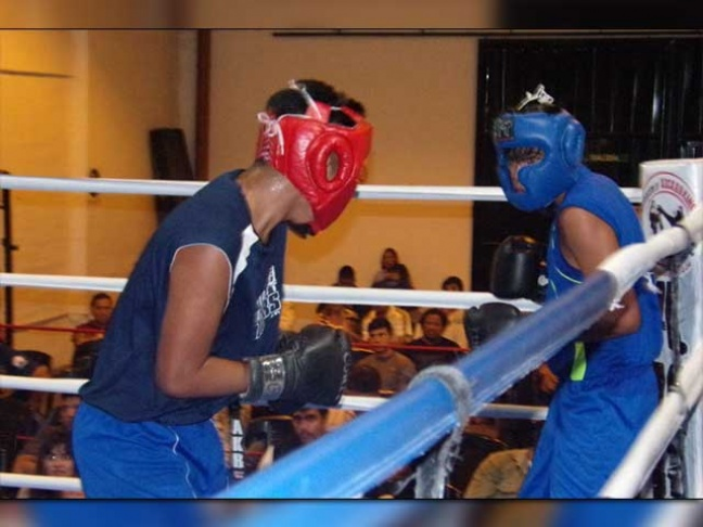 Culminó la temporada de boxeo amateurs